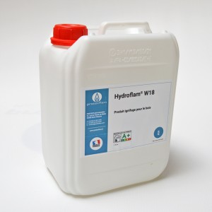 Hydroflam W18 5 kg - ignifuger le bois
